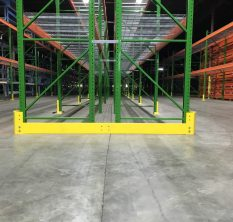 Pallet Racking Aisle Guards