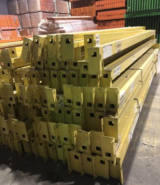 Used T-Bolt Beams
