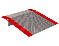 Aluminum-Dockplate