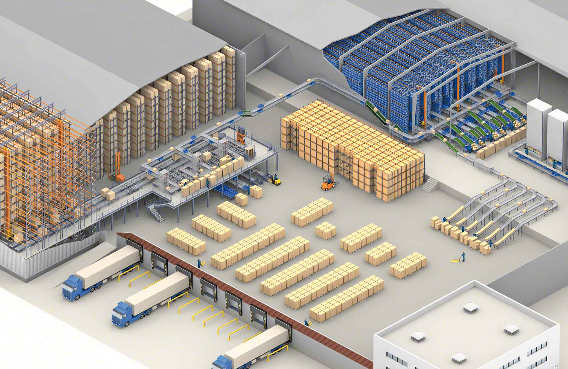 layout-of-warehouse