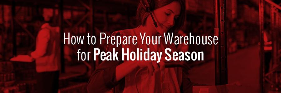 warehose-management-holiday-season